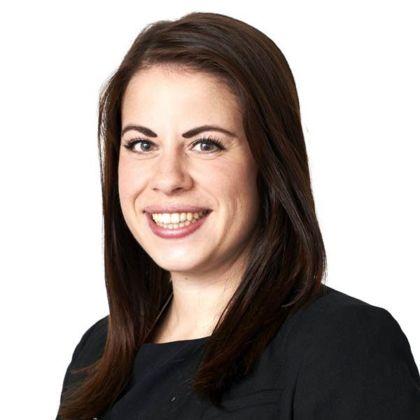 Portrait of Nikki Kalamis
