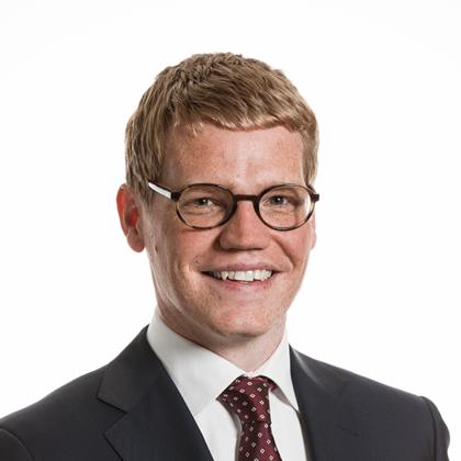 Portrait of Jeroen Dijk