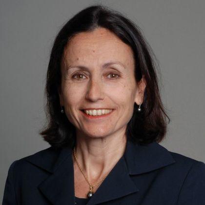 Portrait de Martine Ebrard-Grellety