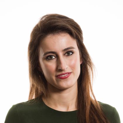 Portret van Jildau Yilmaz