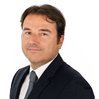 Portrait de Xavier Daluzeau