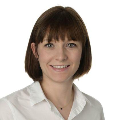 Portrait of Catriona Aldridge