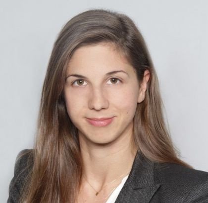 Portrait of Eleni Moraïtou
