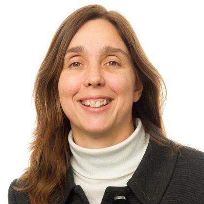 Portrait of Helen Wallis