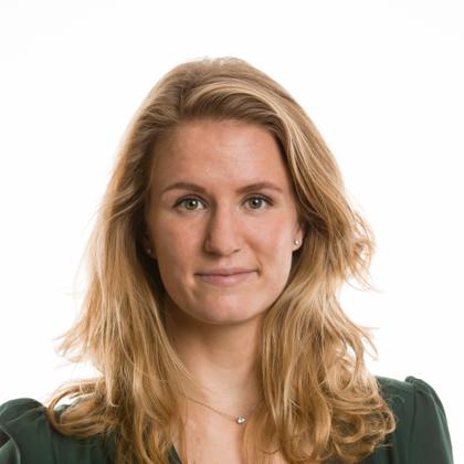 Portrait of Elianne Lassooij