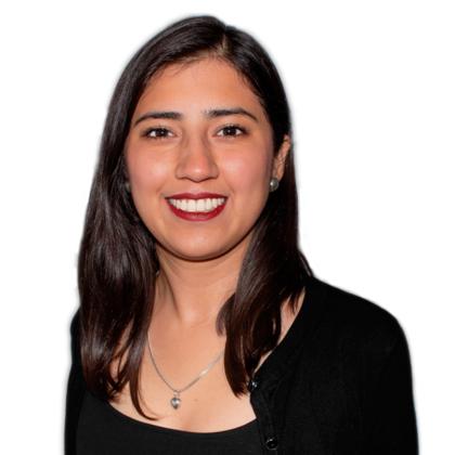 Portrait of Daniela Lozada