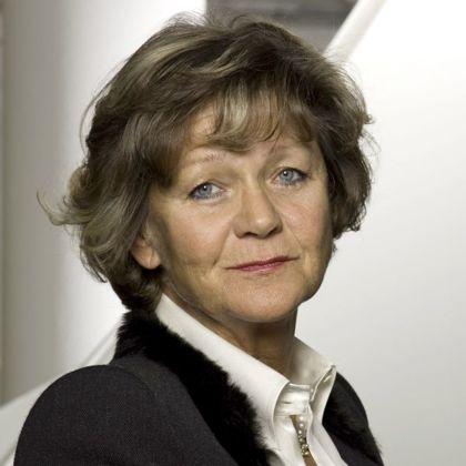 Portrait of Patricia Hamelberg
