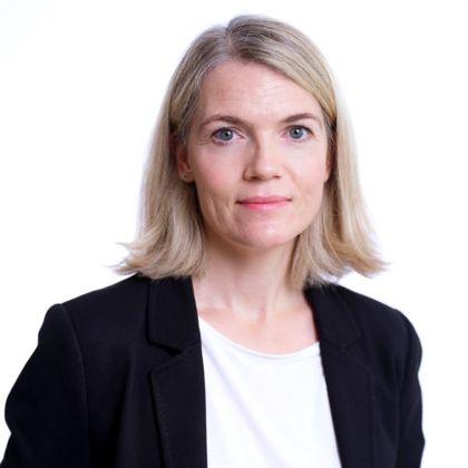 Portrett av Hanne-Kjellevold