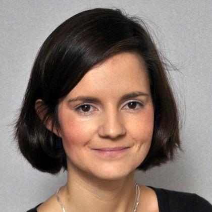 Portrait of Aurore-Emmanuelle Rubio