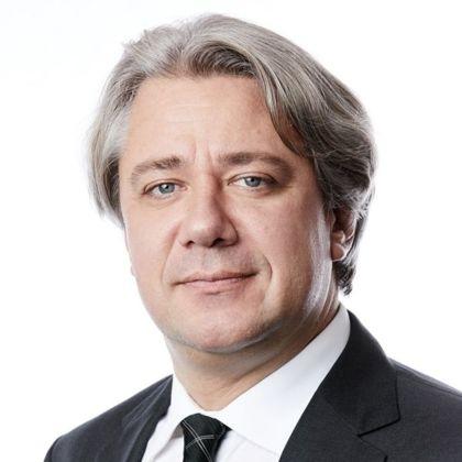 Portrait of Sergey Yuryev
