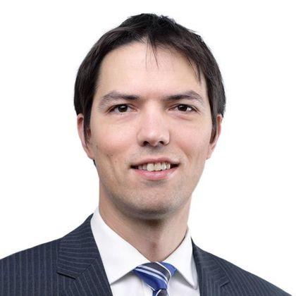 Portrait of Dieter Zandler