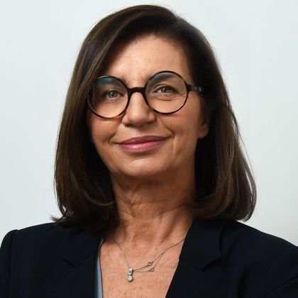 Portrait of Christine Pasquier Ciulla