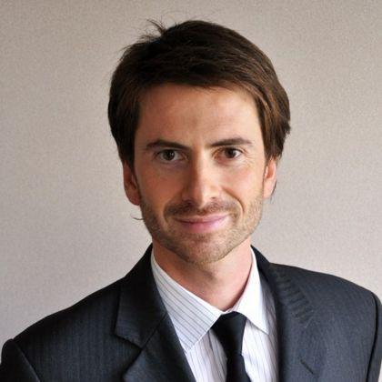 Portrait de Arnaud Hugot
