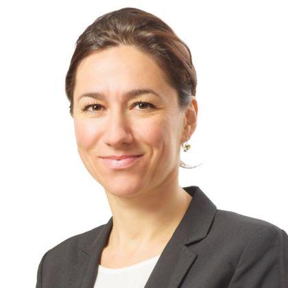 Portrait of Iveta Manolova