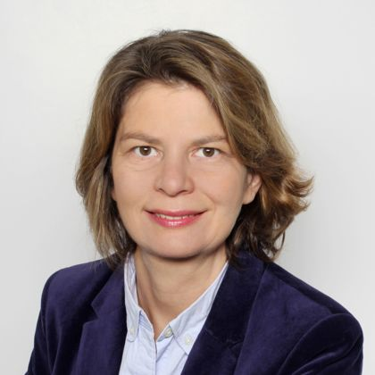 Portrait de Véronique Bruneau-Bayard