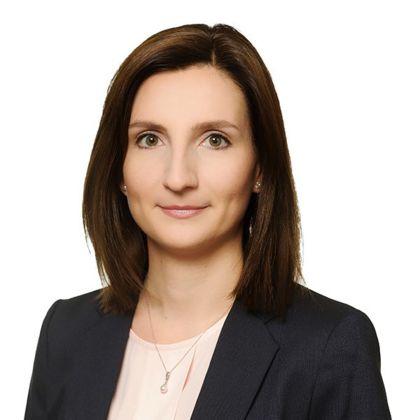 Portrait of Sandra Zach - Eustachiewicz
