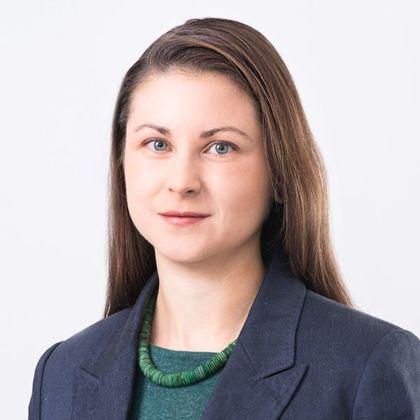 Portrait of Elitsa Ivanova