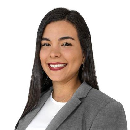 Portrait of Tatiana Helguero