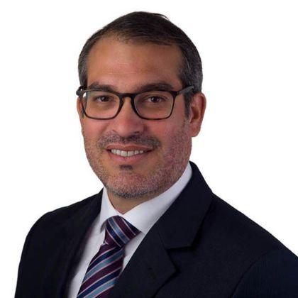 Portrait of Giancarlo Villafranqui