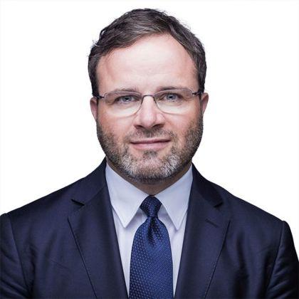 Portrait of Foto von Florian Singer, CMS Wien