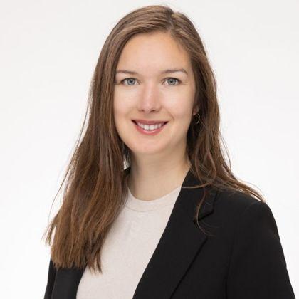 Portrait of Julie Pelcé
