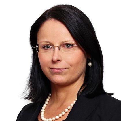 Portrait of Sibylle Novak