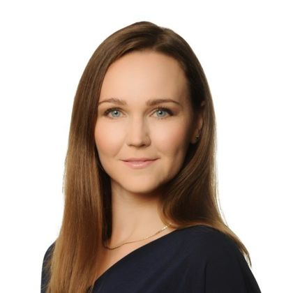 Portrait of Ewa Swiderska