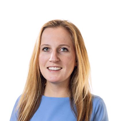 Portret van Lisa Meijer