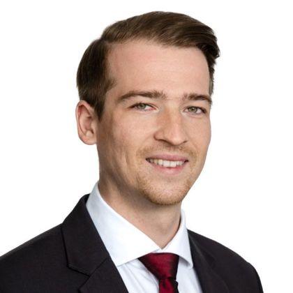 Portrait of Daniel Szpyrc
