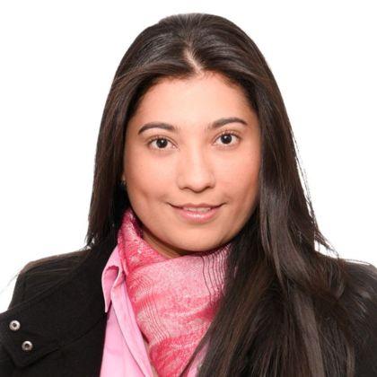 Portrait of Andrea Zúñiga, LL.M.