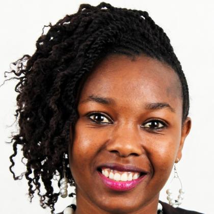 Portrait of Yvonne Njuguna