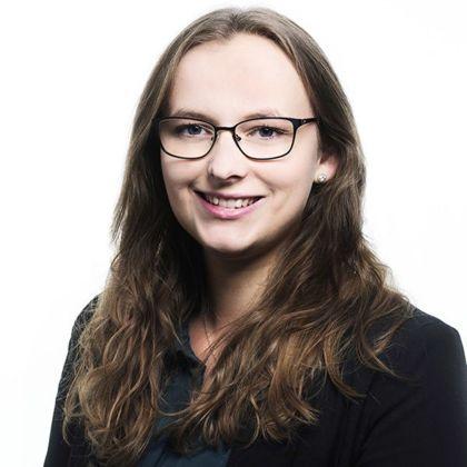 Portrait of Nathalie Montoisy