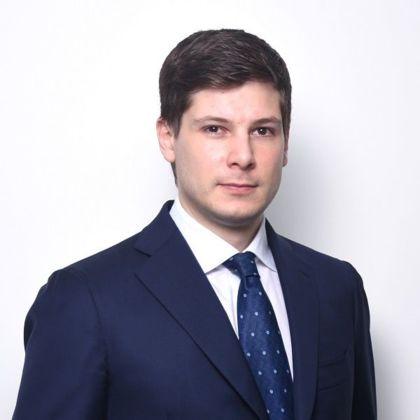 Portrait of Stephan Pastor