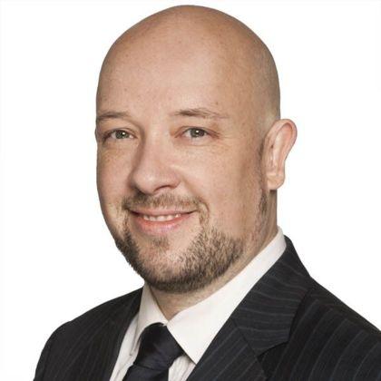 Portrait of Patrik Przyhoda