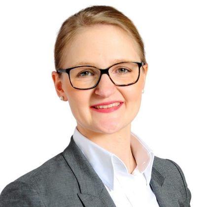 Portrait of Eva Graske