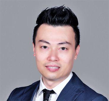 Portrait of Stephen Wu