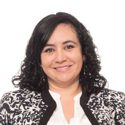 Portrait of Luz Helena Vargas