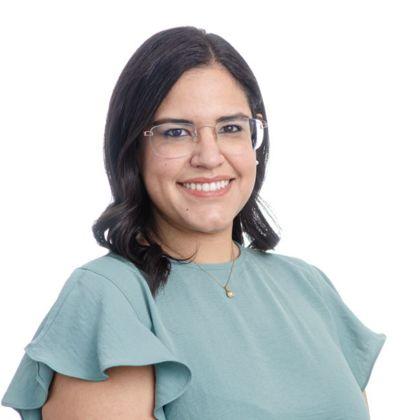 Portrait of Marcia Santomé