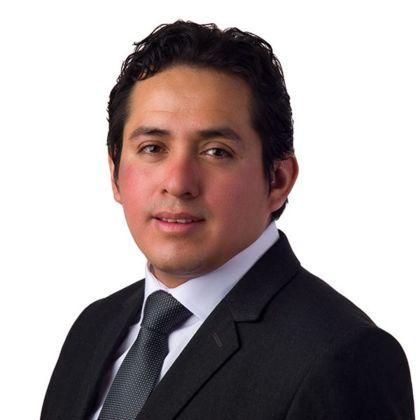 Portrait of Luis Centeno