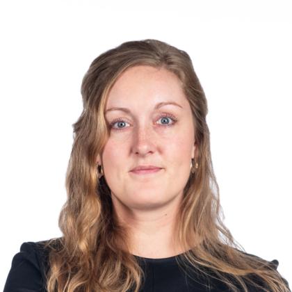 Portrait of Giulia Wientjens