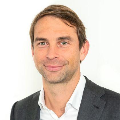 Portrait of Benoît Vandervelde