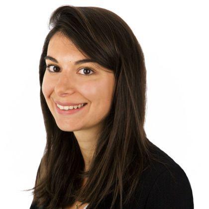 Portrait de Mélanie Pereira