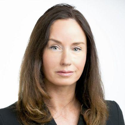 Portret van Cecilia Weijden