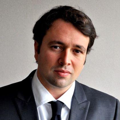 Portrait of Romain Marsella