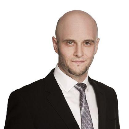 Portrait of Petr Beneš