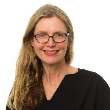 Portrait of Catherine Taylor