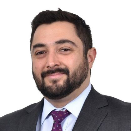Portrait of Rodrigo Campero