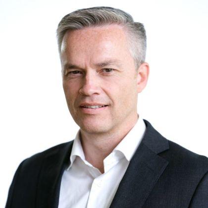 Portrett av Tarjei-Pedersen