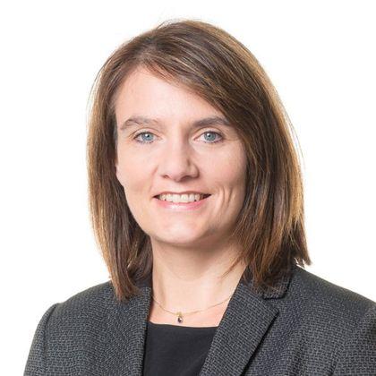 Portrait of Valerie Allan