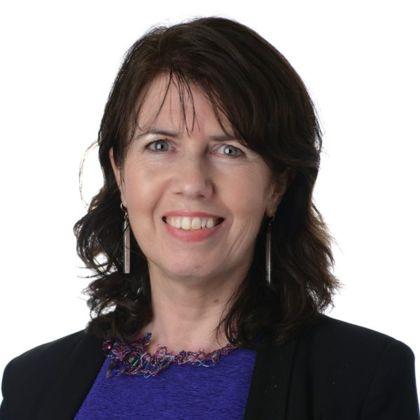 Portrait of Alison Gow